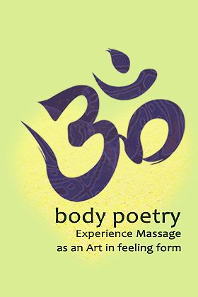 experience massage as art
